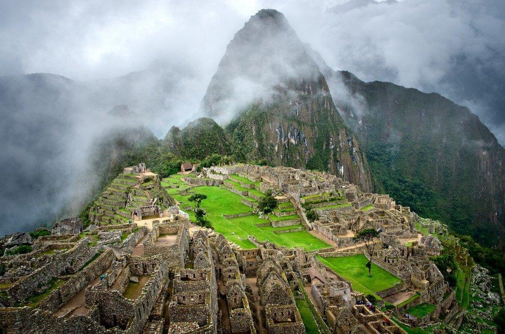 Tinkuy - Machu Picchu