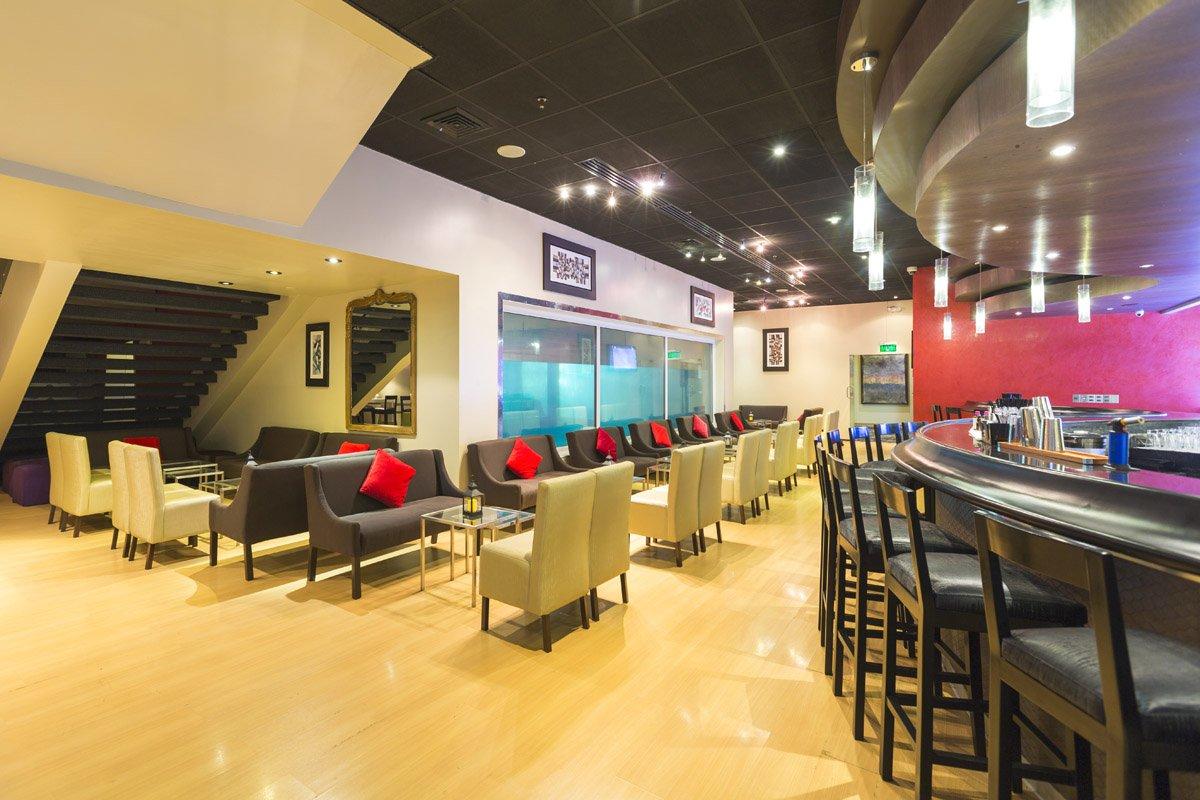 Oceanus Lounge - Delfines Hotel