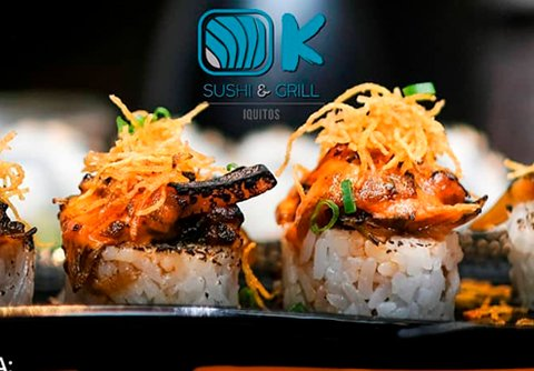 Ok Sushi & Grill - Iquitos