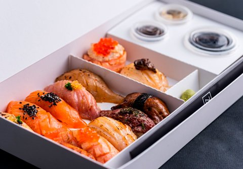Sushi by Noz